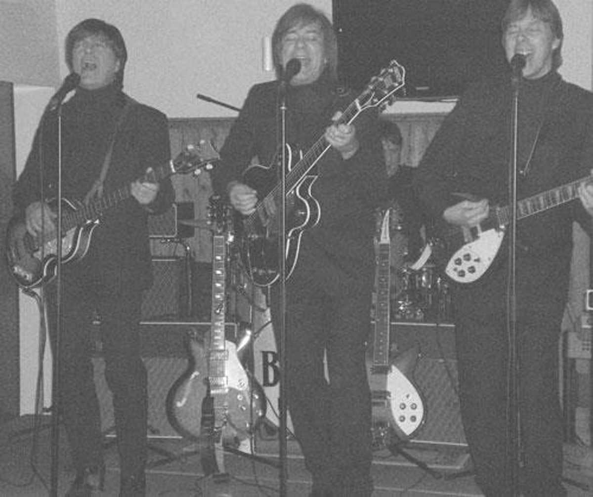 Brauhaus Nolte - Beatles Beat Band