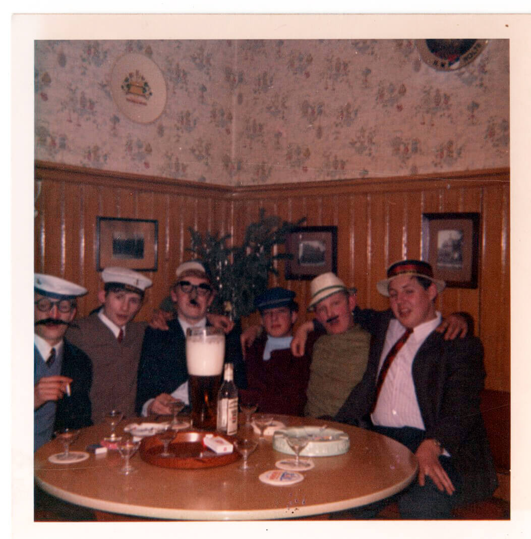 Brauhaus Nolte - Feiern 1969