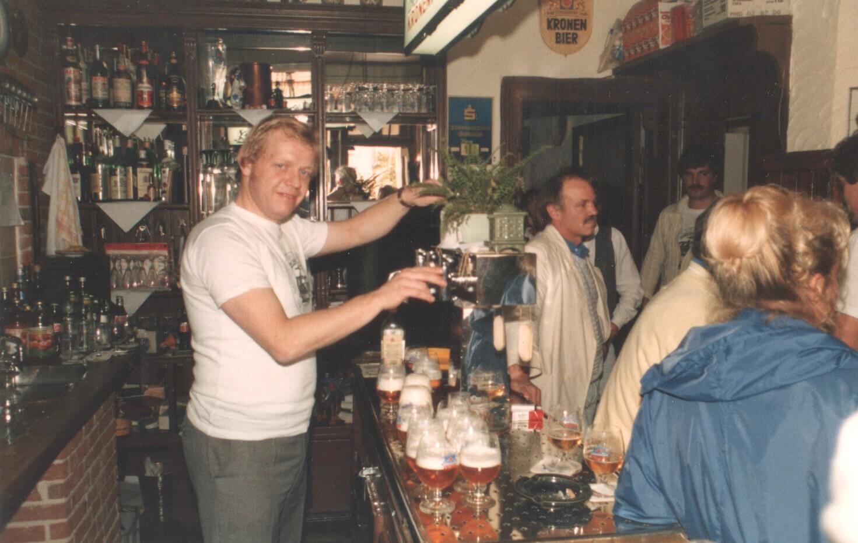Brauhaus Nolte - Hans-Walter Nolte 1986