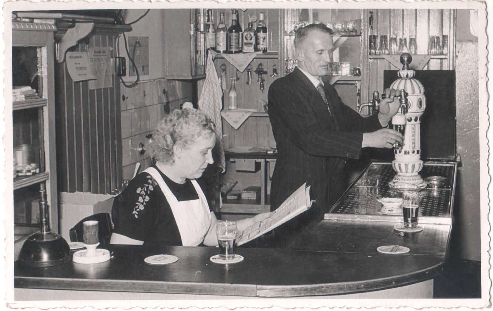 Brauhaus Nolte - Johannes und Mary Nolte