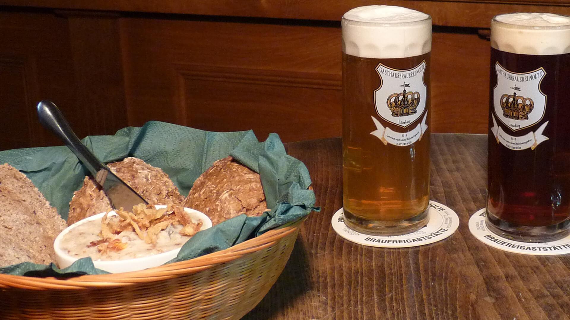 Brauhaus Nolte Lüneburg Bier